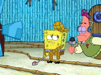 spongebob squarepants a friendly game tv episode 2011