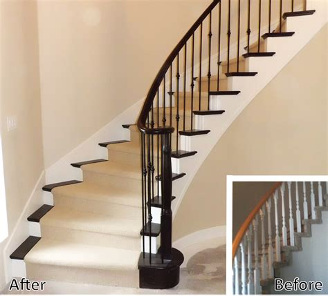 new banister and spindles cost new banister cost staircase banister cost staircase gallery