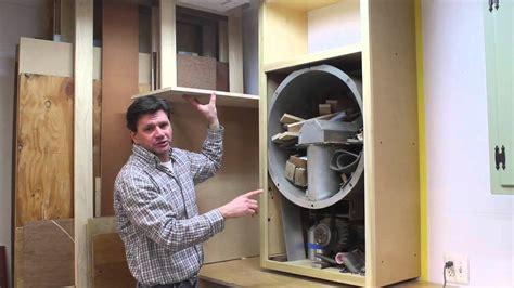 wood shop organization  shelving  cabinet