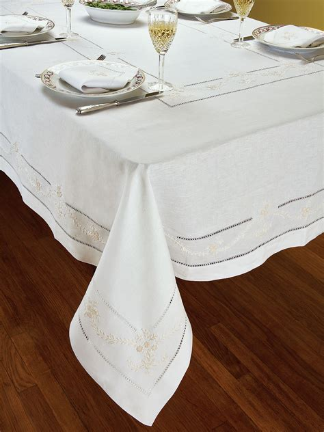manor luxury table cloths fine table linens