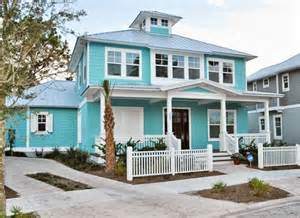 House Of Turquoise by House Of Turquoise Glenn Layton Homes Exterior Houses