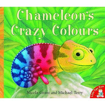 you are one in a chameleon books chameleon s colours book by nicola grant michael