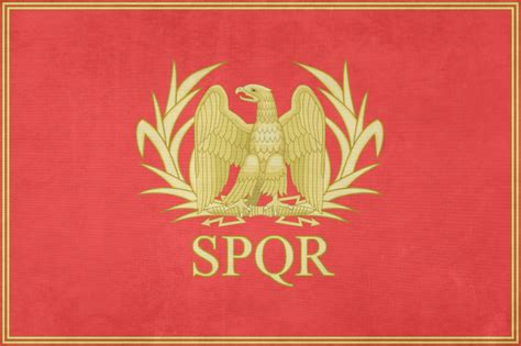 ancient roman empire flag request flag of the roman empire by lyniv on deviantart
