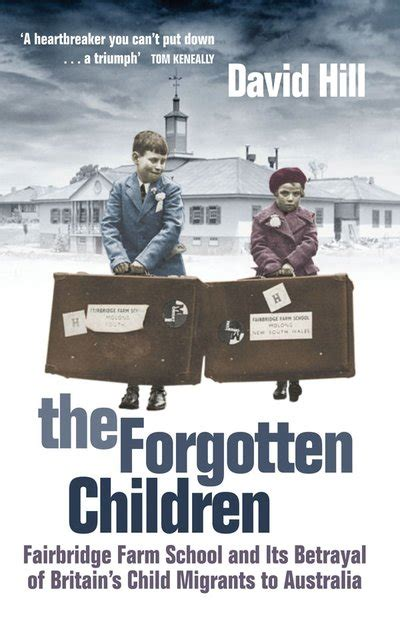 The Forgotten Child Of the forgotten children by david hill penguin books australia