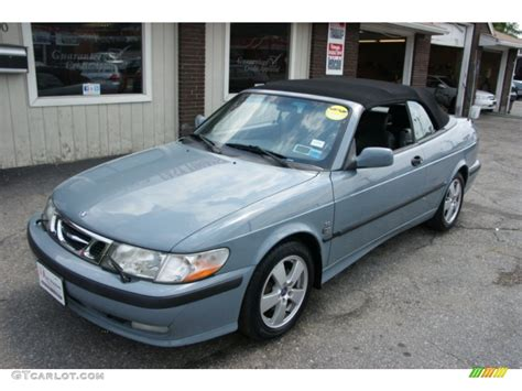 saab convertible blue 2003 cosmic blue metallic saab 9 3 se convertible