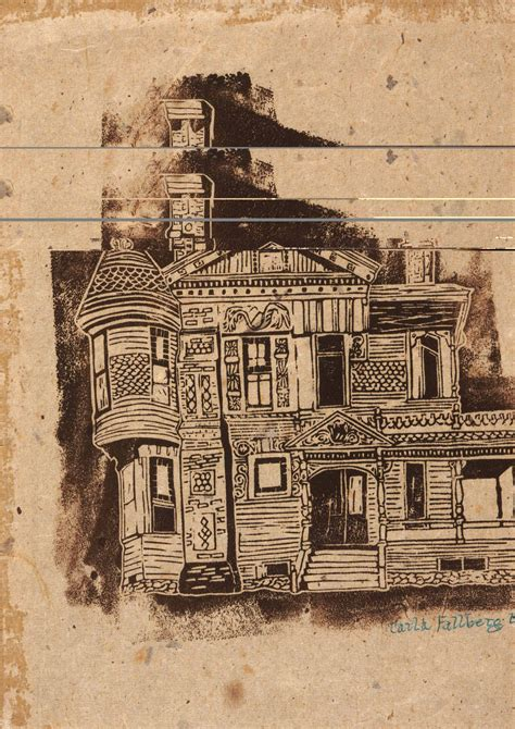 the hale house art from jack denny
