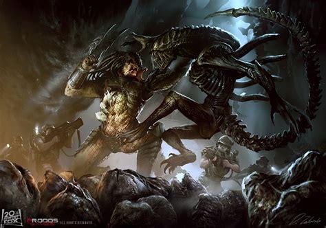vs predator avp aliens vs predator favourites by aesirthedarkone on
