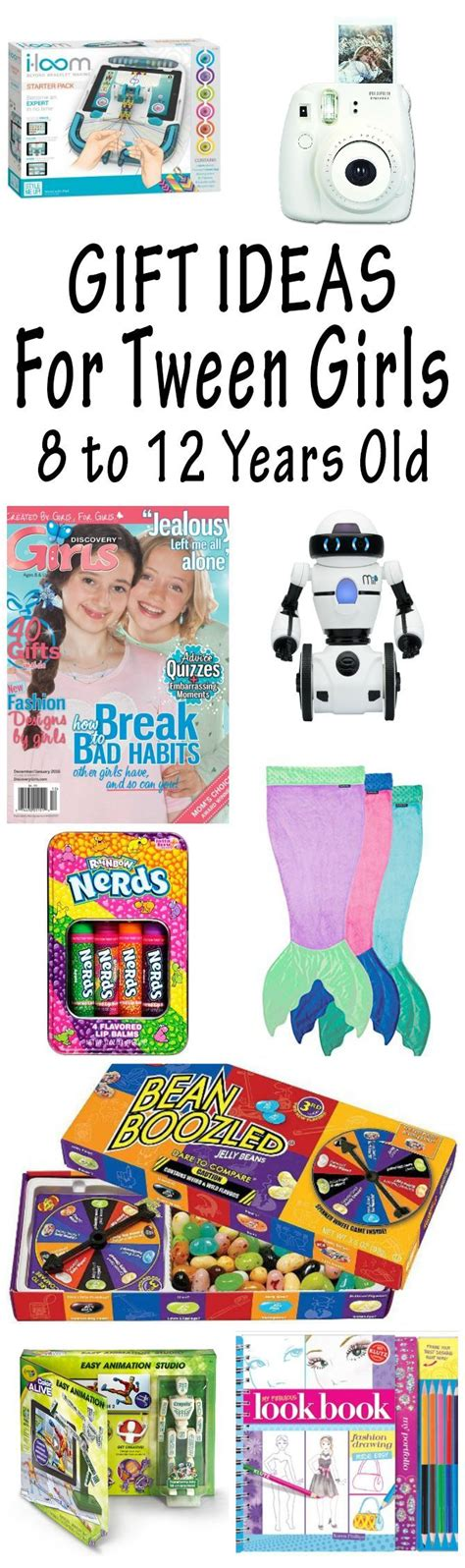 8 Best Gift Ideas For by Gift Ideas For Tween They Will 2017