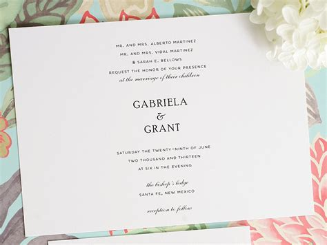 Wedding Invitation Simple by Simple Search Results Wedding Invitations