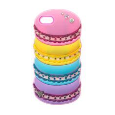 Iphone 5 5s Macaroon by Katy Perry Macaron Cover For Iphone 5 5s And 5c