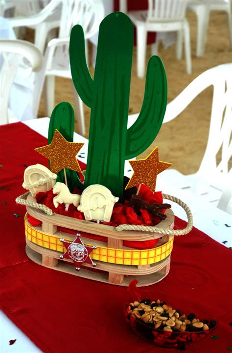 ideas de centros de mesa vaqueros beula decoraciones decoracion de eventos tematicos e