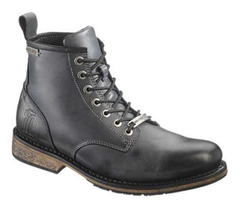 which motorcycle boots harley davidson s darrol motorcycle boots black or