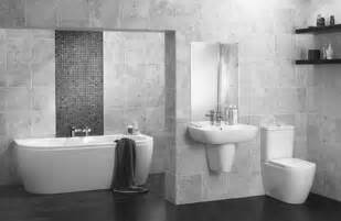 Black And Grey Bathroom Ideas black white cool textured grey walls bathroom bathroom bathroom ideas
