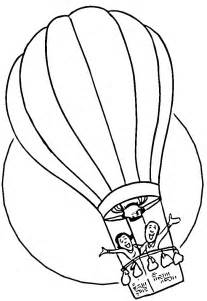 air balloon coloring page free printable air balloon coloring pages for