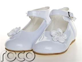 infant white shoes baby white shoes christening wedding flower