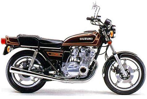 Suzuki Gs750e Suzuki Models 1979 Page 1