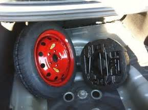 2013 hyundai elantra spare tire kit not in trunk autos post