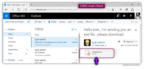 Office 365 Outlook Parts Manage E Mail Attachment Policy In Office 365 Part 1 4