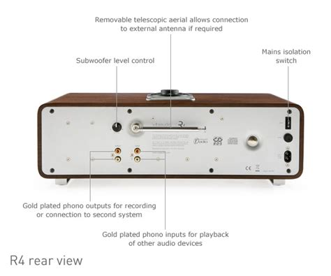 ruark audio ri dab dream white ruark audio radios