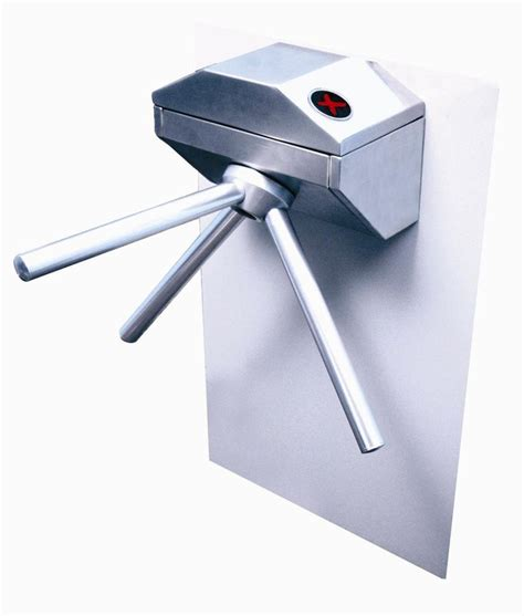 Tripod Gate sus 304 bi direction ip54 automatic access electrical turnstile tripod gate