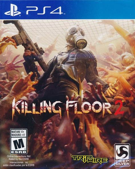 killing floor 2 ps4 us