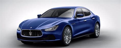 maserati blue 2017 available 2017 maserati ghibli exterior color options