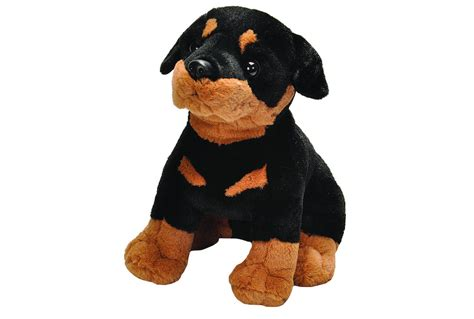 rottweiler stuffed animals rottweiler stuffed animal plush toys for