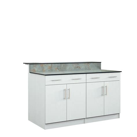 countertop to cabinet height weatherstrong key west 59 5 in outdoor bar cabinets with