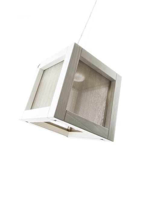 idl illuminazione lada a sospensione in rovere collezione woody by idl
