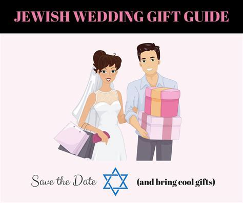 44 Best Jewish Wedding Gift Ideas the Couple will LOVE