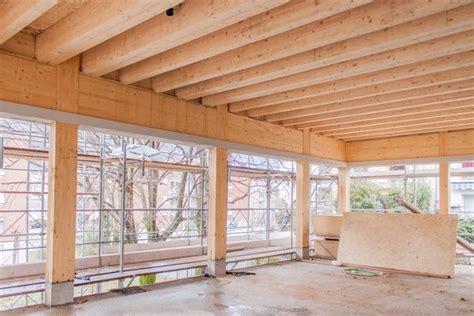 terrazza coperta 171 mendrisio temporary living 187 sistema costruttivo in legno