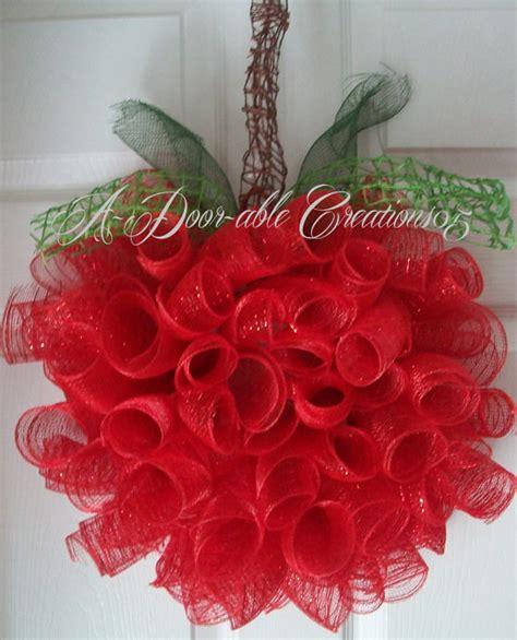 apple wreath teacher s gift
