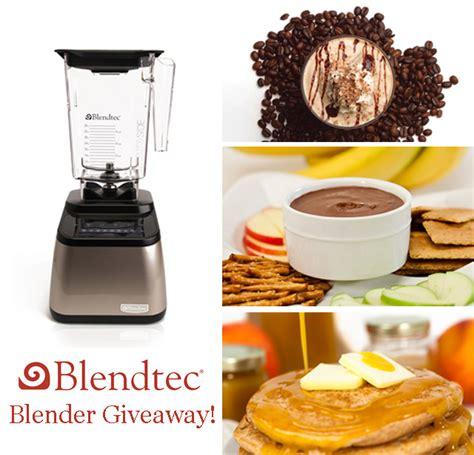 Blender Giveaway - blendtec blender giveaway closed glorious treats