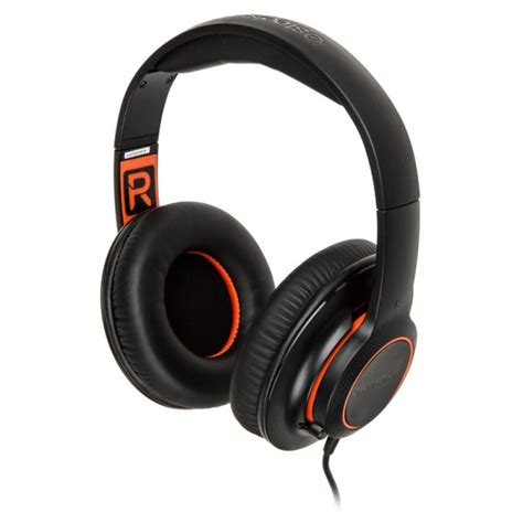 Headset Gaming 100 Ribuan steelseries siberia 100 gaming headset black gapl 687 from wcuk
