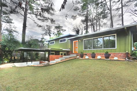Modern House For Sale by Atlanta Mid Century Homes For Sale Archives Domorealty