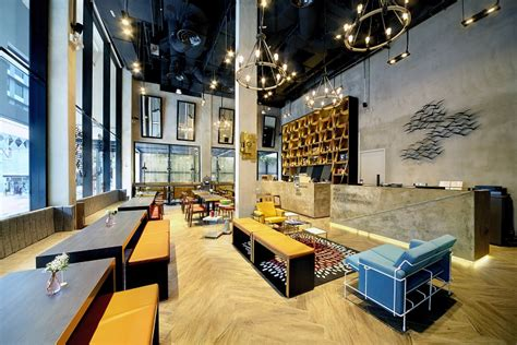 Luxury Home Interior Photos by Hotel Yan Bringing Industrial Chic Design To Boutique