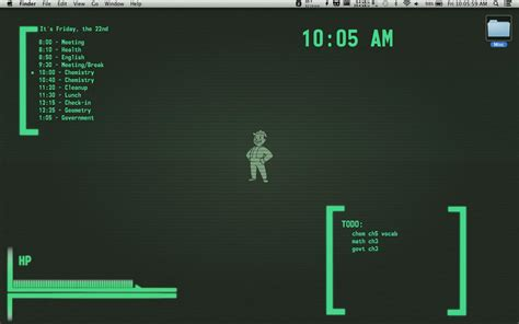 theme windows 10 fallout my fallout themed desktop fallout
