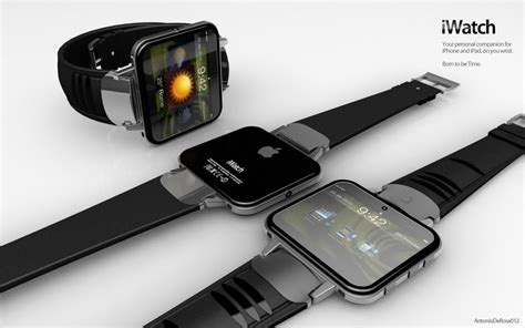 Smartwatch Iwatch apple working with intel on iwatch a bluetooth smart