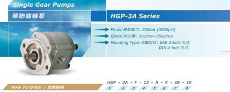 Hydromax Hgp 2a Gear Hidrolik hydromax gear hgp 3a f28r 2b
