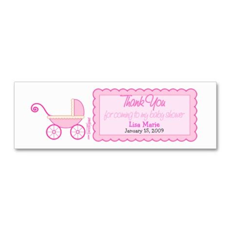 templates for baby shower favor tags 10 best images of stroller baby shower favor tags