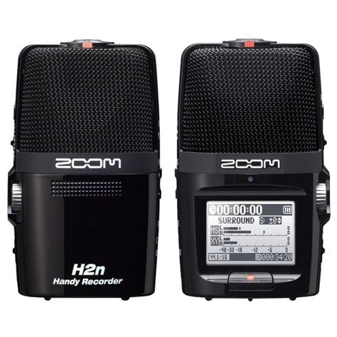 H2n Handy Recorder Zoom by Zoom H2n Handy Recorder Location Sound