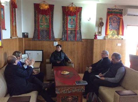 tibetan bureau office senate tibet delegation concludes dharamshala