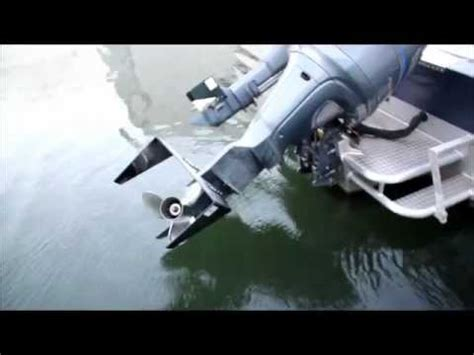 outboard motor fins how outboard motor fins work norm s marine