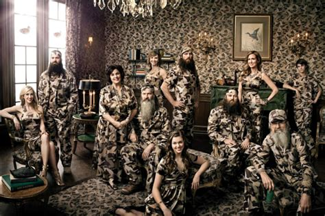 did you see duck dynasty real housewives duck dynasty review