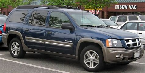 how to learn about cars 2007 isuzu ascender parking system isuzu ascender wikipedia
