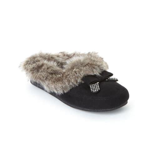 lyst jessica simpson prettier slippers  black