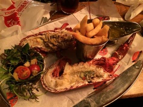 Covent Garden Lobster lobster set meal picture of big easy covent garden
