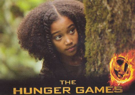 rue the hunger games photo 29500290 fanpop