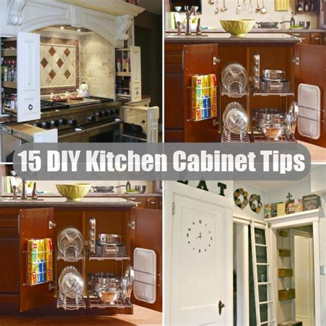 kitchen cabinets organizing ideas top 10 diy kitchen cabinet organizing tips diy home things
