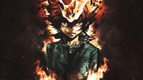 wallpaper anime reborn katekyō hitman reborn 4k ultra hd wallpaper and
